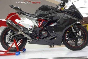 TVS Akula racing bike
