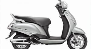 New Suzuki Access 2017