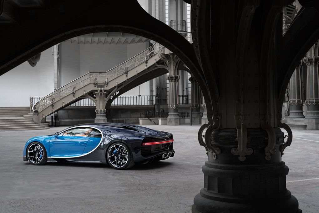 Bugatti Chiron: A Closer Look