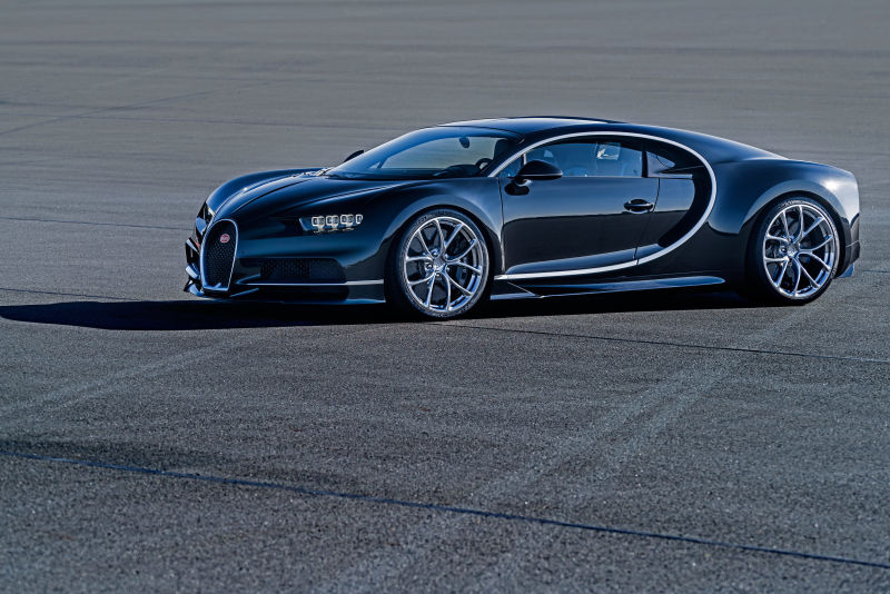 Bugatti Chiron - A closer look