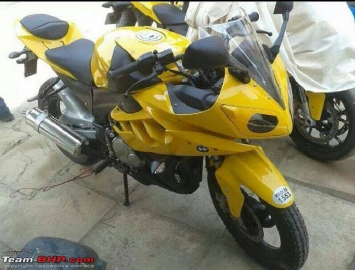 Fake BMW S1000R Bike