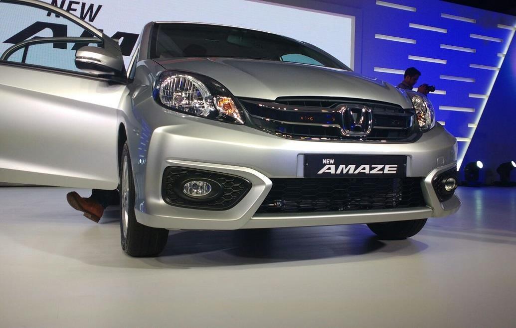 New Honda Amaze 2016 price