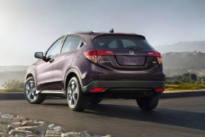 Honda HRV price, specifications