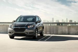 Honda HRV India front