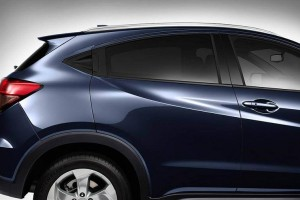 Honda HRV side profile