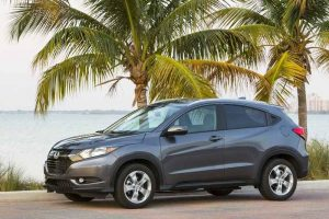 Honda HRV India SUV - Upcoming Cars In India