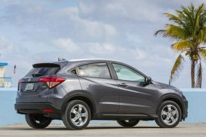 Honda HRV price in India
