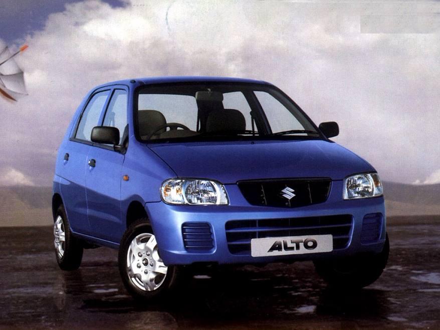 Maruti Suzuki Alto 30 lakh