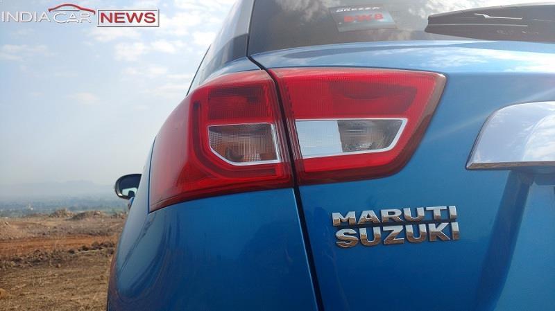 Maruti Suzuki Vitara Brezza Review road test