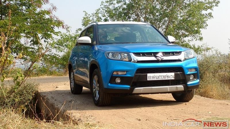 Maruti Vitara Brezza Review report