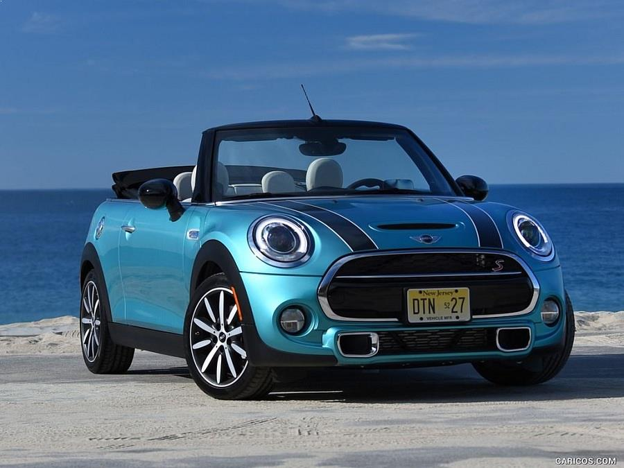 Mini Cooper S Convertible India specifications