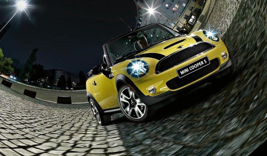 Mini Cooper S Convertible India 1
