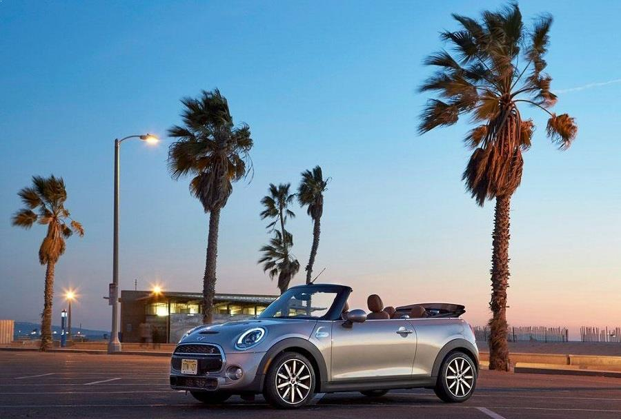 Mini Cooper S Convertible India Safety Features