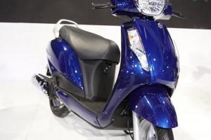 New Suzuki Access 125 scooter