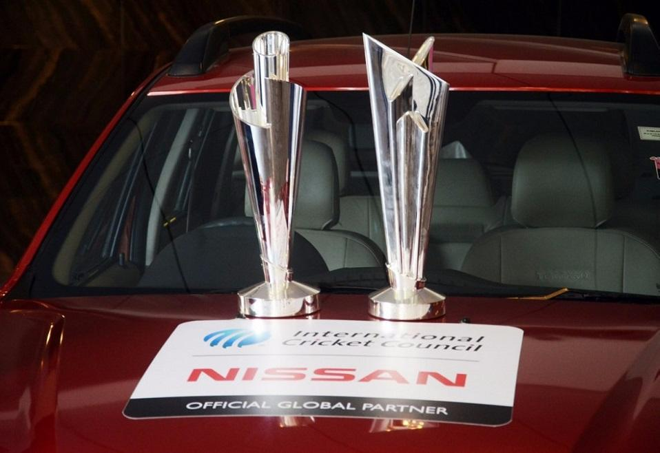Nissan ICC World Twenty20 Trophy