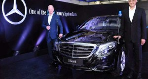 Mercedes Maybach S600 Guard In India