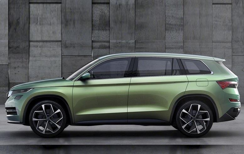 skoda kodiaq india launch price specs details 8 quick points. Black Bedroom Furniture Sets. Home Design Ideas
