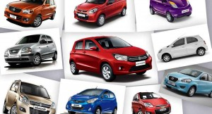 top ten selling cars in India 2016