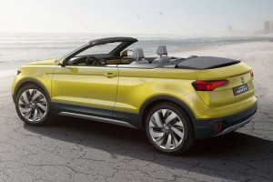 Volkswagen T Cross Breeze convertible