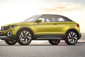 Volkswagen T Cross Breeze side profile - Upcoming cars in India