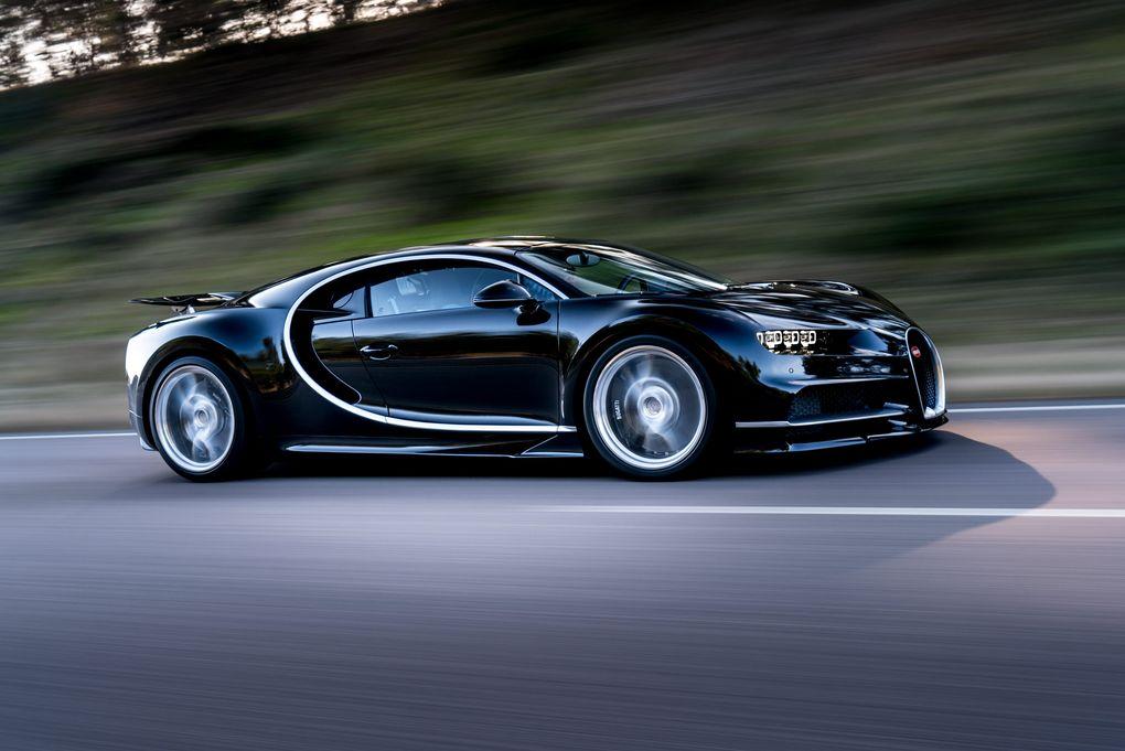 The 2016 Bugatti Chiron