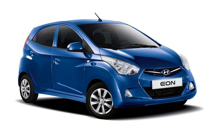 2016 Hyundai Eon side profile