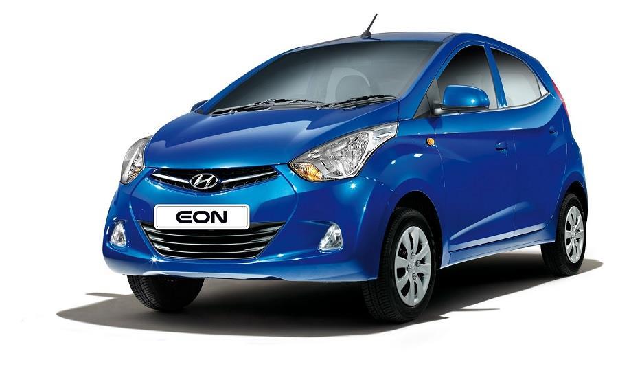 2016 Hyundai Eon front