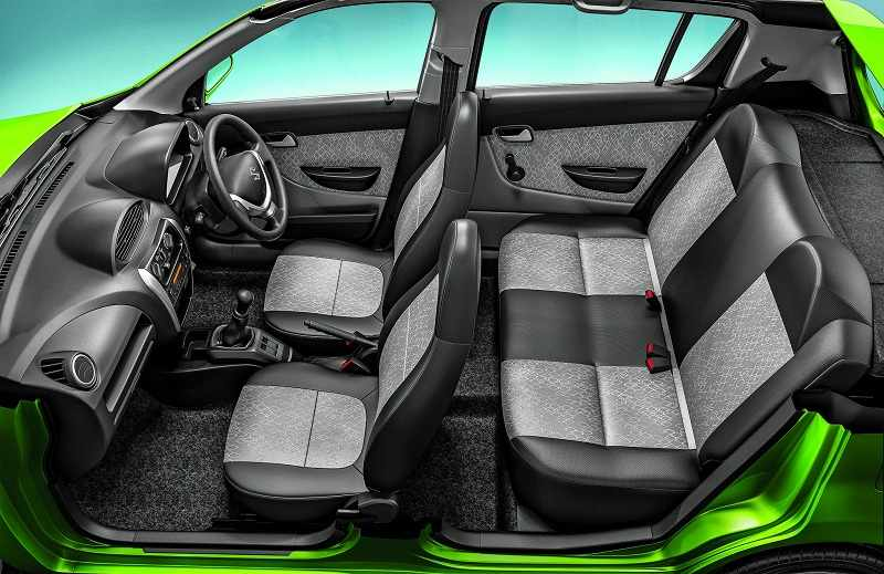 2016 Maruti Alto 800 New interior