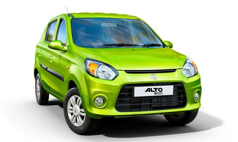 2016 Maruti Alto 800 New front best cars in india under Rs 5 lakh
