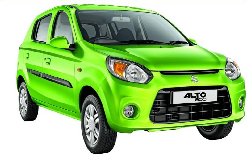 2016 Maruti Alto 800 New front side