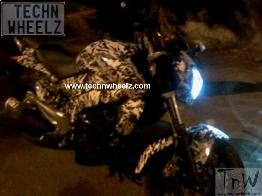 Bajaj Pulsar CS400 headlight
