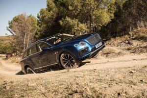 Bentley Bentayga India off-roading capabilities