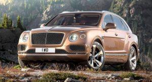 Bentley Bentayga India