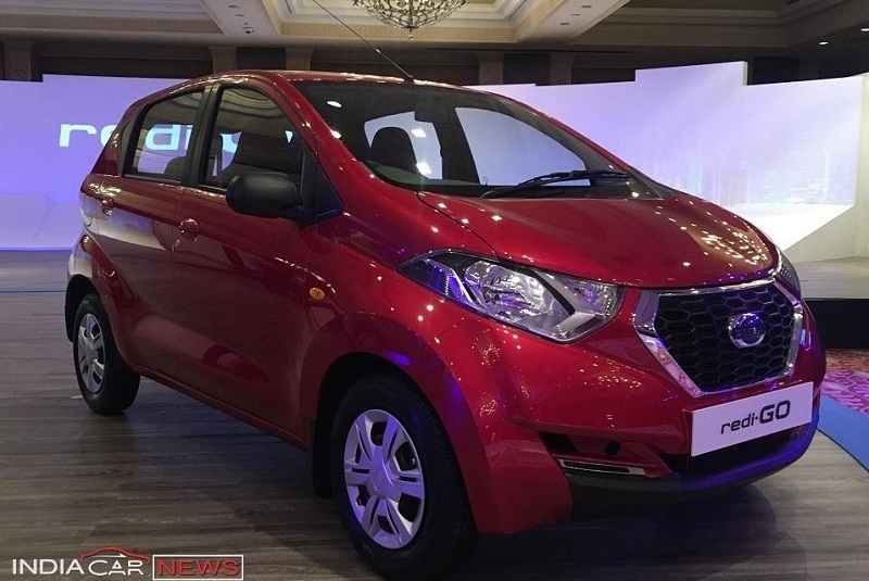 Datsun rediGo price in India