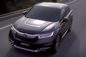 Honda Avancier front
