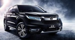 Honda Avancier price in India