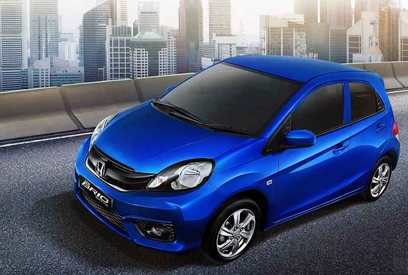 New Honda Brio 2016 facelift price