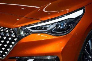 New Hyundai Verna 2017 headlight