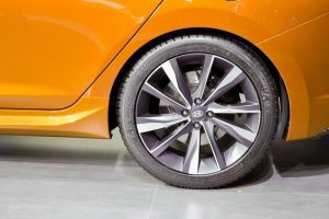 New Hyundai Verna 2017 alloy wheels