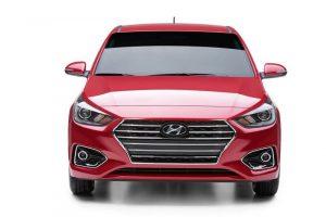 New Hyundai Verna 2017 Front