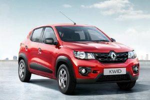 Renault Kwid 1000cc variant