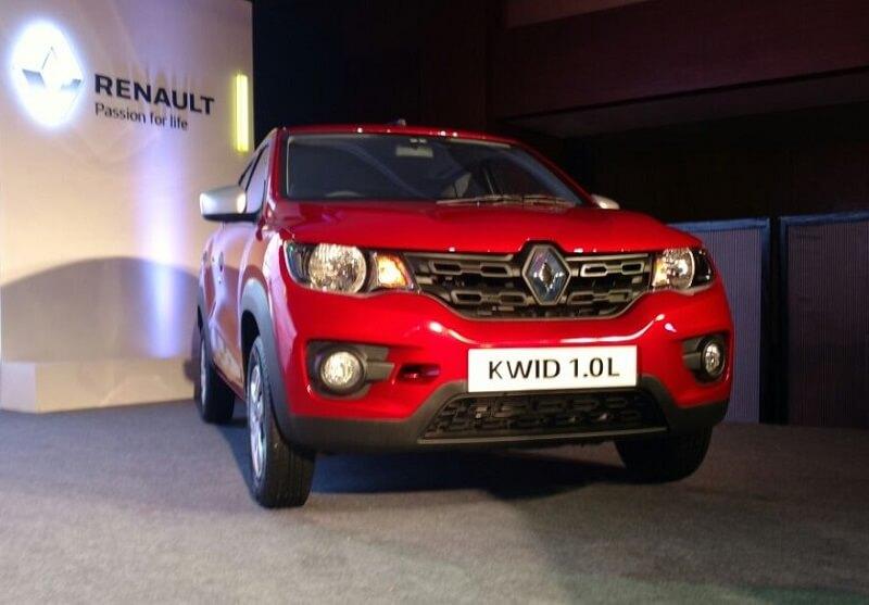 Renault Kwid 1L price
