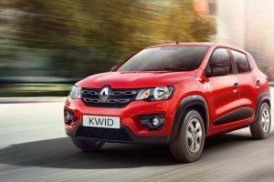 Renault Kwid AMT automatic
