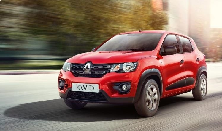 Renault Kwid AMT automatic best cars in india under Rs 5 lakh