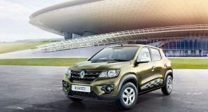 Renault Kwid AMT launch India