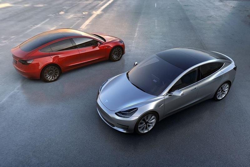 Tesla Model 3 India price