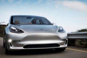 Tesla Model 3 India image