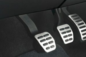 Volkswagen Polo Allstar pedals