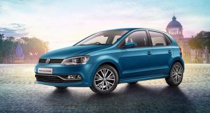 Volkswagen Polo Allstar price in India