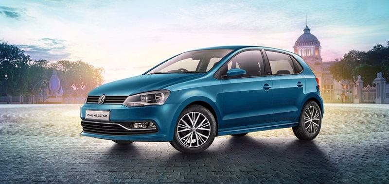 Volkswagen Polo Allstar price in India